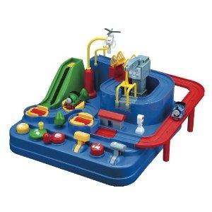 きかんしゃトーマス レッツゴー大冒険 40%OFFの激安セール アウトレット☆送料無料 おもちゃ こども 知育 3歳 子供 勉強