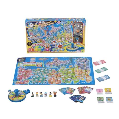 流行 どこでもドラえもん 日本旅行ゲーム5 おもちゃ 高額売筋 こども ゲーム パーティ 子供 5歳