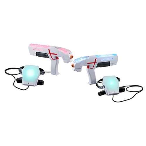 レーザークロスシューティング スターターダブルセット おもちゃ こども お得クーポン発行中 輸入 スポーツトイ 子供 外遊び