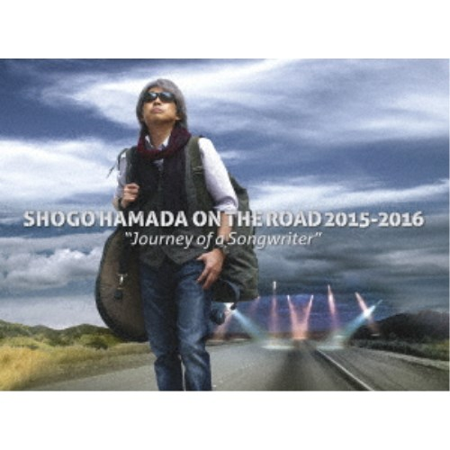 浜田省吾/SHOGO HAMADA ON THE ROAD 2015-2016 Journey of a Songwriter《完全生産限定版》 (初回限定) 【Blu-ray】