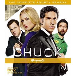 【送料無料】CHUCK/チャック<フォース・シーズン>コンプリート・ボックス 【Blu-ray】