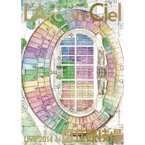 【送料無料】L'Arc~en~Ciel LIVE 2014 at 国立競技場《完全生産限定版》 (初回限定) 【Blu-ray】