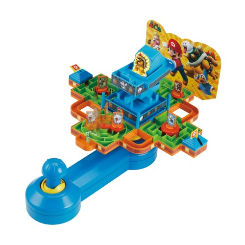スーパーマリオ 新着セール 大迷路ゲームDX ピーチ姫と5つの迷宮 おもちゃ こども スーパーマリオブラザーズ ゲーム 子供 5歳 信憑 パーティ