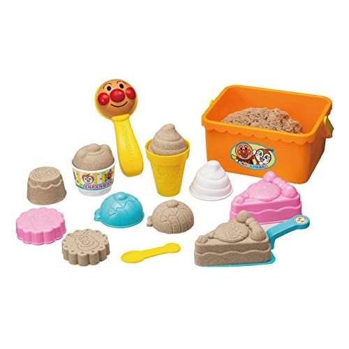 アンパンマン 砂場で遊ぼう デザートセットおもちゃ こども 子供 超特価SALE開催 新着セール 3歳 知育 勉強