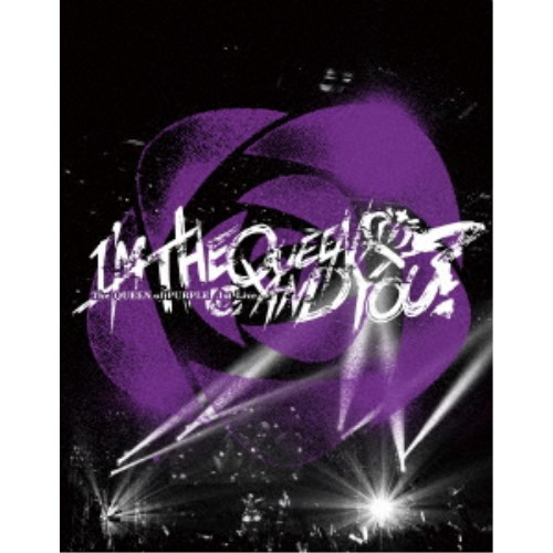 Tokyo 7th シスターズ(ナナシス)/The QUEEN of PURPLE 1st Live I'M THE QUEEN, AND YOU? (初回限定) 【Blu-ray】