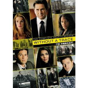 WITHOUT A TRACE/FBI 失踪者を追え!<フォース・シーズン> コレクターズ・ボックス 【DVD】
