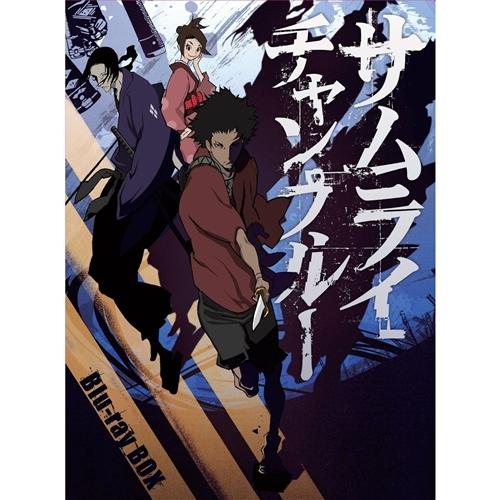 【送料無料】サムライチャンプルー Blu-ray BOX 【Blu-ray】