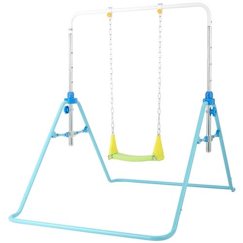 あそびが運動 折りたたみブランコ鉄棒 おもちゃ こども 子供 勉強 並行輸入品 遊具 店内全品対象 3歳 知育 室内