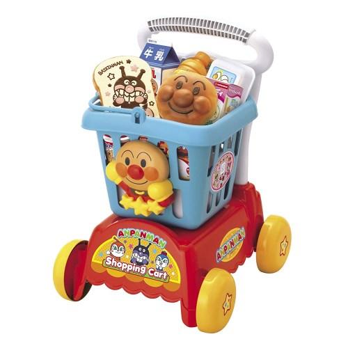 アンパンマン いっしょにおかいもの アンパンマンショッピングカートおもちゃ 激安通販ショッピング こども 子供 ままごと ごっこ 女の子 お求めやすく価格改定 3歳