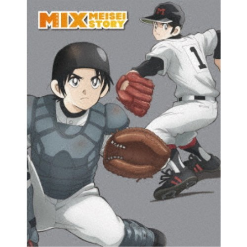 MIX Blu-ray Disc BOX Vol.2《完全生産限定版》 (初回限定) 【Blu-ray】