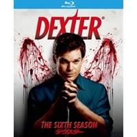 デクスター THE SIXTH SEASON Blu-ray BOX 【Blu-ray】