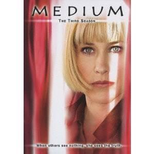【送料無料】ミディアム ~霊能捜査官アリソン・デュボア~ シーズン3 DVD-BOX 【DVD】