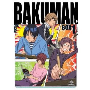 【送料無料】バクマン。3rdシリーズ BD-BOX 1 【Blu-ray】