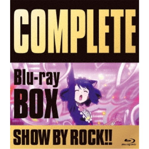 TVアニメ「SHOW BY ROCK!!」COMPLETE Blu-ray BOX 【Blu-ray】