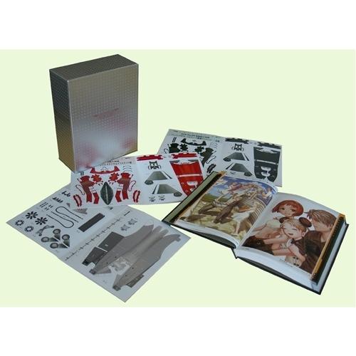 【送料無料】LASTEXILE Blu-ray-BOX (初回限定) 【Blu-ray】