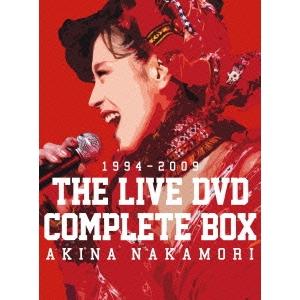 【送料無料】中森明菜/中森明菜 THE LIVE DVD COMPLETE BOX 【DVD】
