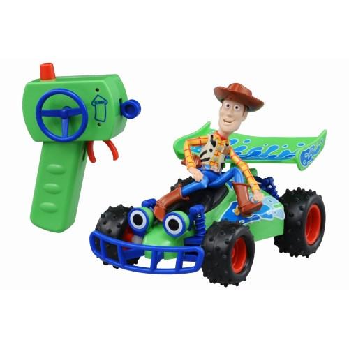 トイ 上品 ストーリー4 リモートコントロールビークル ウッディ 品質検査済 RCおもちゃ 子供 ラジコン 4歳 こども トイストーリー