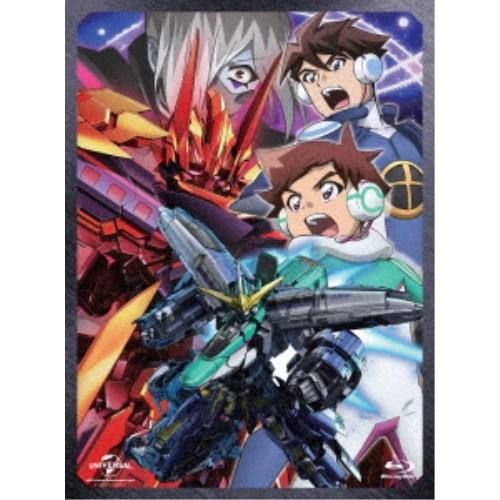 新幹線変形ロボ シンカリオン Blu-ray BOX2 【Blu-ray】