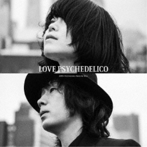 LOVE PSYCHEDELICO/20th Anniversary Special Box《完全生産限定盤》 (初回限定) 【CD+DVD】