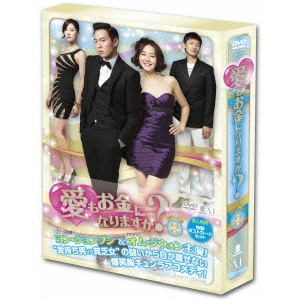 愛もお金になりますか? DVD-BOXII 【DVD】