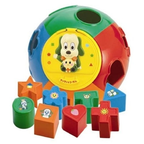 いないいないばあっ まるまるパズル おもちゃ こども 1歳6ヶ月 日本最大級の品揃え 勉強 子供 おトク 知育