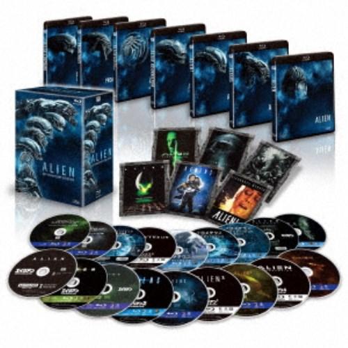 【送料無料】エイリアン 製作40周年記念 コンプリート・ブルーレイBOX UltraHD (初回限定) 【Blu-ray】