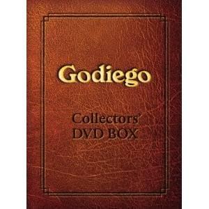 GODIEGO/ゴダイゴ コレクターズ DVD BOX 【DVD】