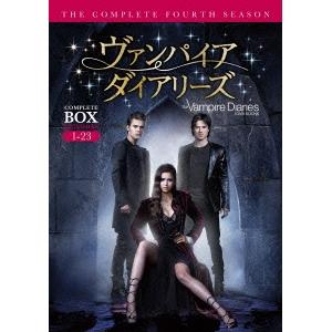 【送料無料】ヴァンパイア・ダイアリーズ <フォース・シーズン> コンプリート・ボックス 【DVD】