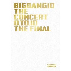 -THE 0.TO.10 【送料無料】BIGBANG/BIGBANG10 FINAL-《DELUXE CONCERT 【DVD】 THE : EDITION版》 (初回限定)