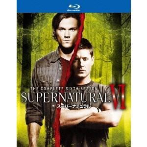 【送料無料】SUPERNATURAL VI スーパーナチュラル <シックス・シーズン> コンプリート・ボックス 【Blu-ray】