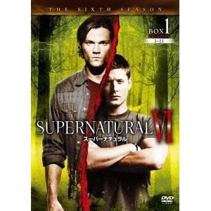 【送料無料】SUPERNATURAL VI スーパーナチュラル <シックス・シーズン> コンプリート・ボックス 【DVD】