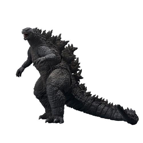 【送料無料】S.H.MonsterArts ゴジラ(2019) フィギュア 15歳