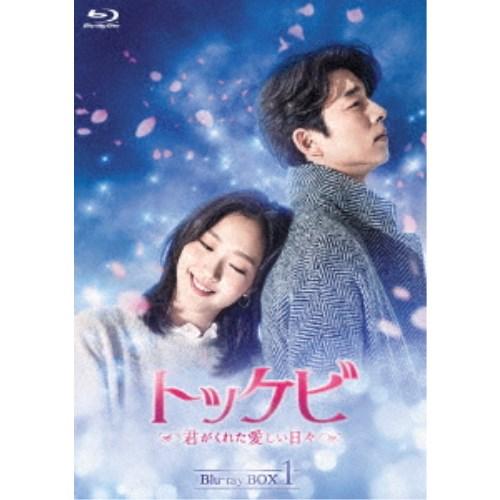 トッケビ~君がくれた愛しい日々~ Blu-ray 営業 BOX1 新発売