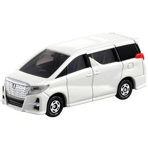 トミカ No.12 トヨタ アルファード(BP) おもちゃ こども 子供 男の子 ミニカー 車 くるま 3歳