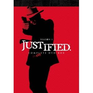JUSTIFIED 俺の正義 シーズン1 コンプリートDVD-BOX 【DVD】