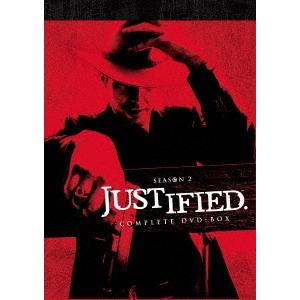 JUSTIFIED 俺の正義 シーズン2 コンプリートDVD-BOX 【DVD】