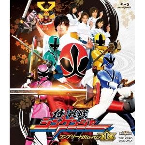 侍戦隊シンケンジャー コンプリートBlu-ray1 Blu-ray 今季も再入荷 ギフ_包装