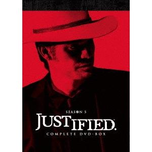 JUSTIFIED 俺の正義 シーズン5 コンプリートDVD-BOX 【DVD】