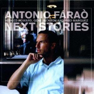 入手困難 CD-OFFSALE アントニオ ファラオ ネクスト オリジナル 初回限定 ストーリーズ CD