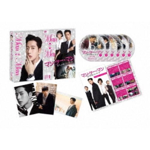 【送料無料】マン・ツー・マン ~君だけのボディーガード~DVD-BOX1 【DVD】