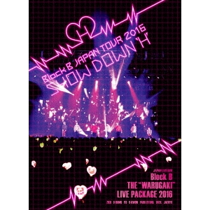 BLOCK.B/THE WARUGAKI LIVE PACKAGE 2016《完全限定生産版》 (初回限定) 【DVD】