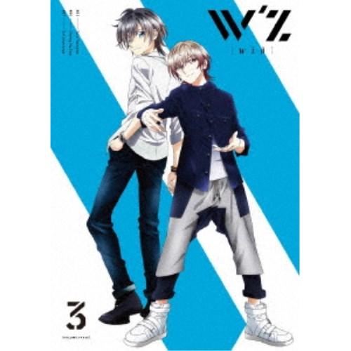 TVアニメ「W'z≪ウィズ≫」 Vol.3 【Blu-ray】