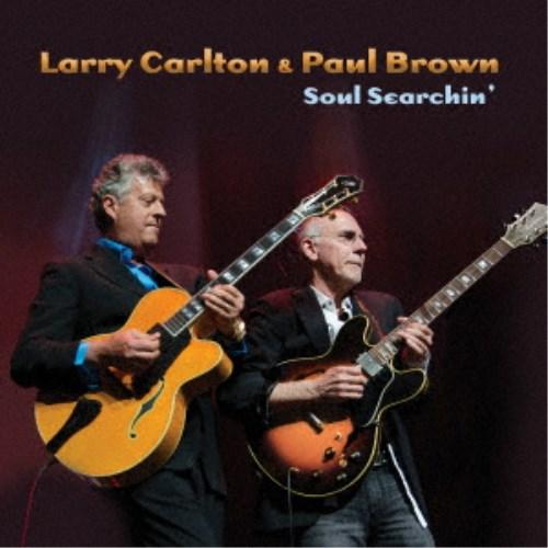 Larry Carlton,Paul 信憑 Brown 流行 CD Soul Searchin