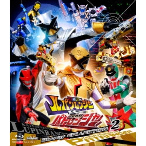 快盗戦隊ルパンレンジャーVS警察戦隊パトレンジャー Blu-ray COLLECTION 2 【Blu-ray】