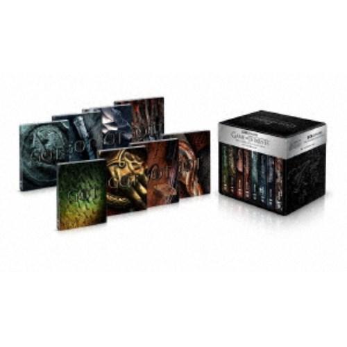 ゲーム・オブ・スローンズ<第一章~最終章>4K ULTRA HD コンプリート・シリーズ UltraHD《数量限定盤/UHDBD ※専用プレーヤーが必要です》 (初回限定) 【Blu-ray】