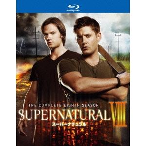 【送料無料】SUPERNATURAL VIII スーパーナチュラル <エイト・シーズン> コンプリート・ボックス 【Blu-ray】