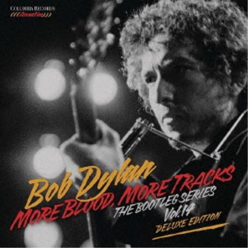 【送料無料】ボブ・ディラン/モア・ブラッド、モア・トラックス(ブートレッグ・シリーズ第14集)[デラックス・エディション]《完全生産限定盤》 (初回限定) 【CD】