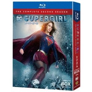 【送料無料】SUPERGIRL/スーパーガール <セカンド・シーズン> コンプリート・ボックス 【Blu-ray】
