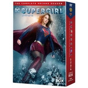 【送料無料】SUPERGIRL/スーパーガール <セカンド・シーズン> コンプリート・ボックス 【DVD】