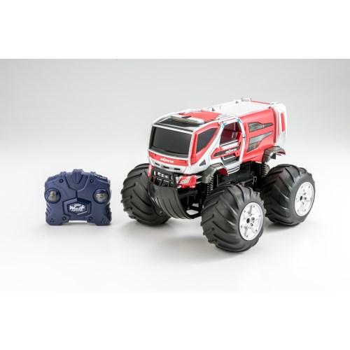 40%OFFの激安セール Wドライブプラス モリタ 休み 林野火災用消防車コンセプトカーおもちゃ こども 子供 6歳 ラジコン